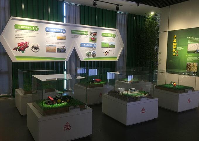 农业沙盘模型