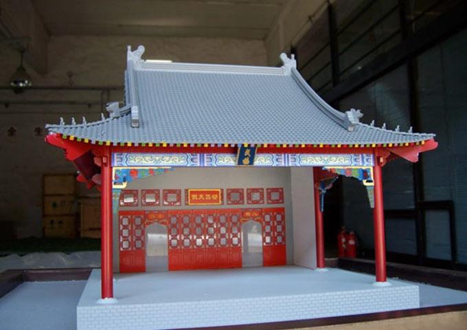 古建筑模型 (6)