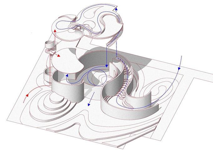 央视动画馆模型-(3)